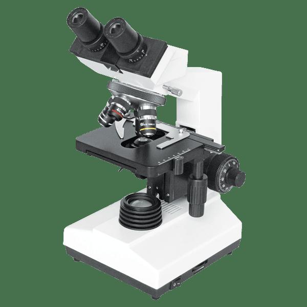 ميكروسكوب صينى 107 بإضاءة ليد وبطارية داخلية