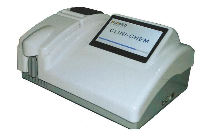 جهاز كيمياء الدم كلينيكم1